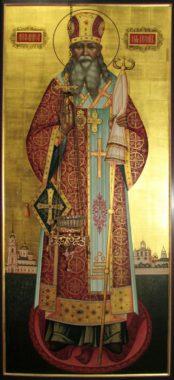Священноисповедник Агафангел (Преображенский) Митрополит Ярославский