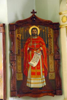 Священномученик Николай Искровский