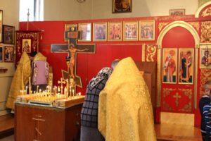 Исповедь в православном храме