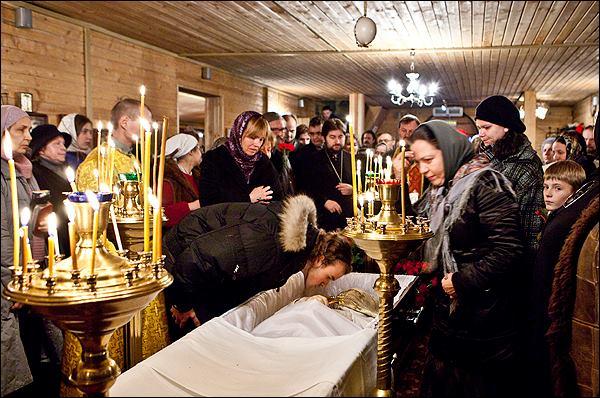 Вечер гибели отца Даниила Сысоева