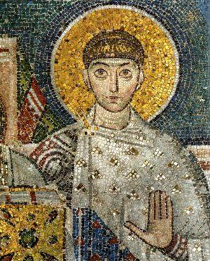 Святой великомученик Димитрий Фессалоникийский