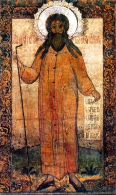 Блаженный Иоанн Власатый, Ростовский юродивый