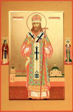 Святитель Димитрий Ростовский, митрополит