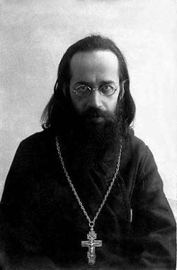 Священник Владимир Амбарцумов