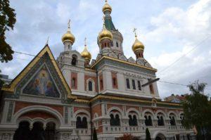 Собор святителя Николая Чудотворца в Вене (Russisch-Orthodoxe Kathedrale zum Heiligen Nikolau)