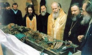 Обретение мощей святителя Тихона Патриарха Московского и всея России
