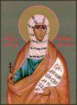 Мученица Фотина (Светлана) Самаряныня, Римская