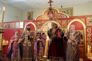 Торжество Православия, 5 марта 2017 г.