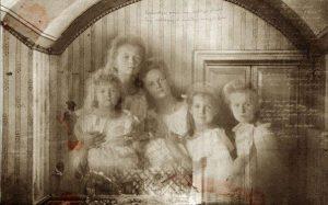 Трагедия Царской семьи