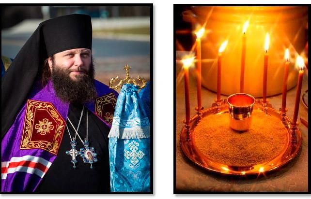 Таинство Соборования в Храме Новомучеников состоится 2 апреля в 16:00