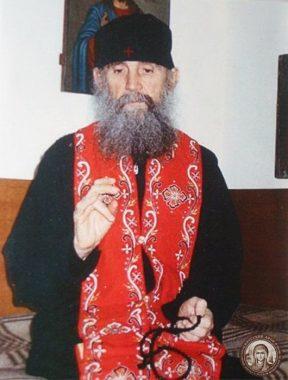 Афонский старец Ефрем Филофейский