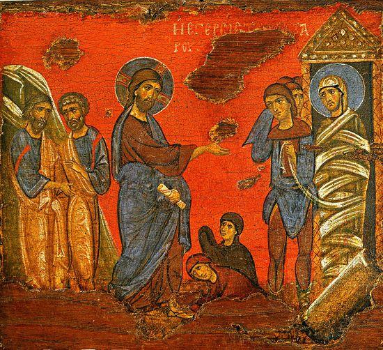 Voskreshenie-pravednogo-Lazaria