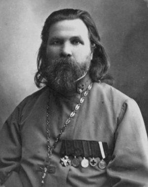 Протоиерей Аркадий Добронравов, новомученик