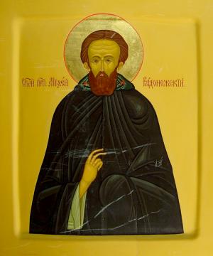 Преподобный Михей Радонежский