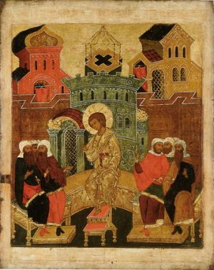 Преполовение Господне или Преполовение (англ. mid-pentecost, тж. meso-pentecost) — малый господский праздник, отмечаемый через 25 дней после Светлого Воскресения