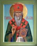 Святитель Иона Московский и всея Руси, митрополит