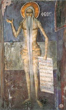 Святой Петр Афонский - первый монах на Афоне