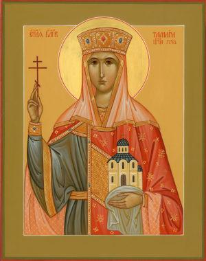 Благоверная Тамара Грузинская, царица