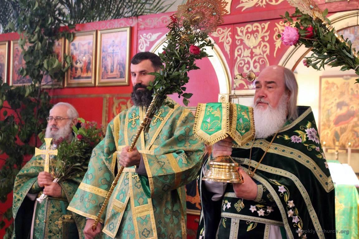 Праздник Святой Троицы, 4 июня, 2017 г.