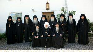Преосвященные архипастыри Русской Зарубежной Церкви