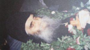 Эллада почитает сегодня день ухода из жизни в мир иной Святого Старца Паисия Святогорца