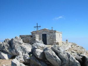 Святая вершина горы Афон