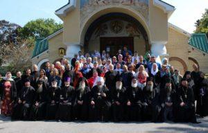 Паломничество в Свято-Троицкий монастырь, Джорданвилль 2 — 4 Сентября 2017 г.