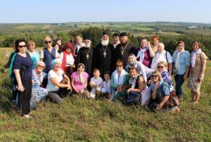 Паломничество в Св. Троицкий монастырь в Джорданвилле, 3-й день - 4 Сент. 2017 г.