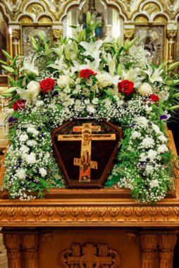 Всемирное Воздвижение Честнаго и Животворящего Креста