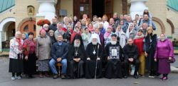 Паломничество в Свято-Троицкий монастырь, Джорданвилль. Окт-2017