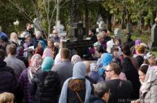 19-е ежегодное паломничество к могиле Иосифа Муньос-Кортеса