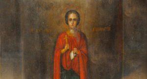 1-е января - день памяти Мученика Вонифатія Тарсійскаго
