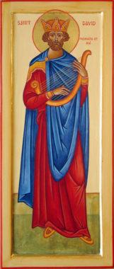 Праведный Давид Псалмопевец