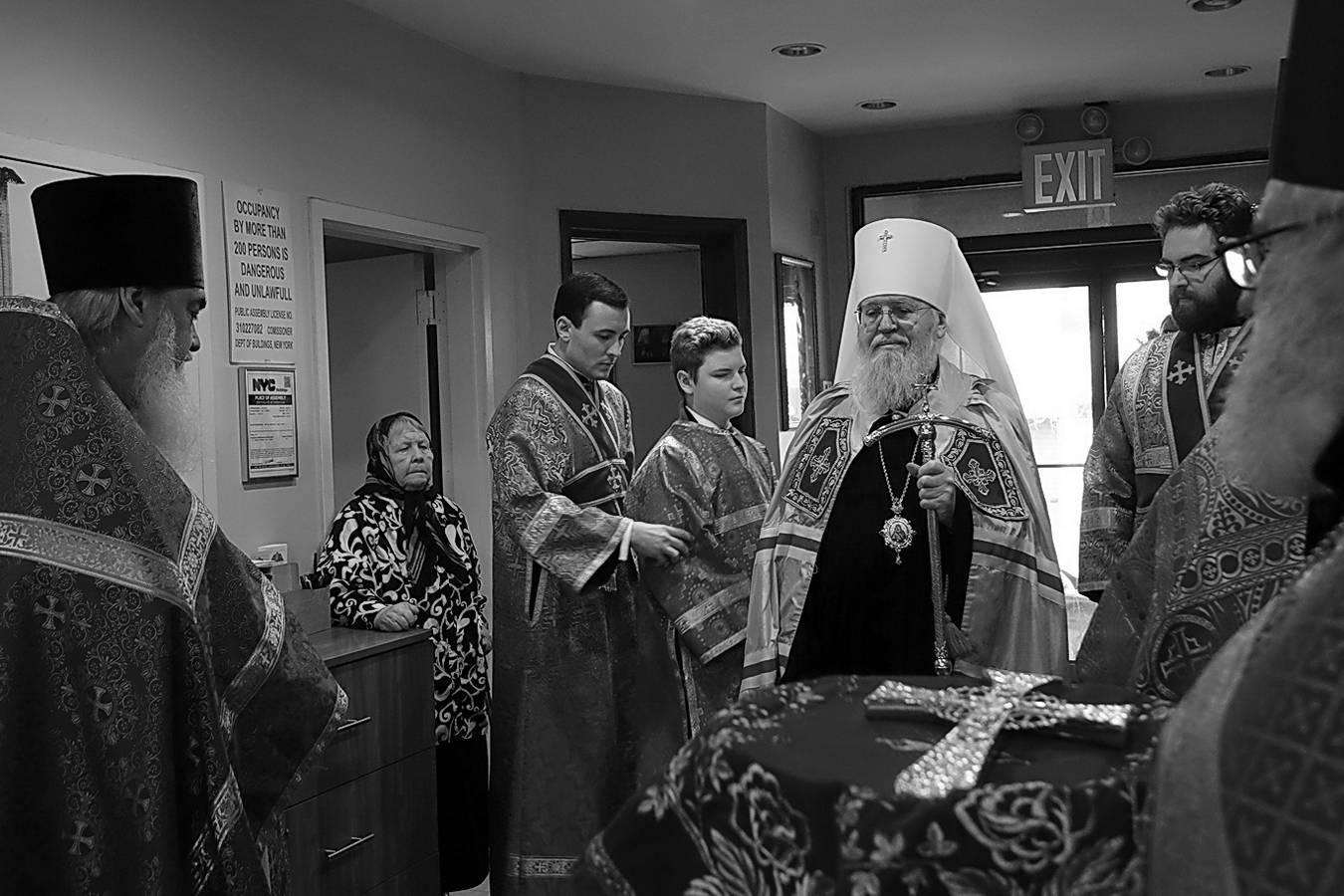 Первоиерарх русской зарубежной церкви митрополит Иларион