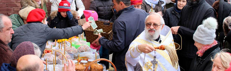 Пасха Христова в Нью-Йорке (Бруклин) 2018 г. (добавлены фото)