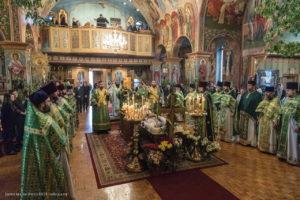 Похороны протопресвитера Валерия Лукьянова