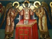 Cвященник является образом Христа и через него Христос благословляет