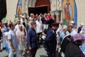 Свято-Владимирские торжества в г.Джексон. 29 июля, 2018 г.