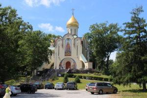 Свято-Владимирский храм-памятник, г. Джексон (Нью-Джерси)