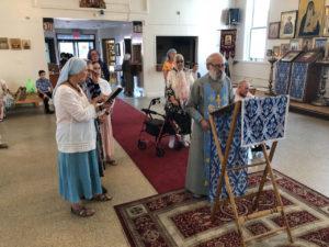 Заказать молебен в храме Новомучеников Российских в Бруклине