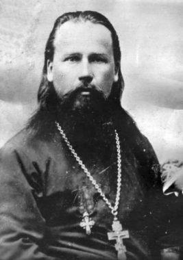 Протоиерей Феодор Лебедев