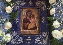 Иверская икона Богородицы, явленная в Монреале