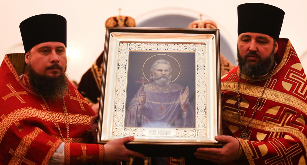 7 декабря 2018 года состоялось прославление в лике святых на общецерковном уровне первого новомученика-ростовчанина иерея Константина Верецкого