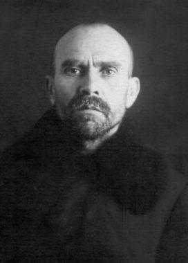 Священник Алексей Никитский. Москва, Таганская тюрьма. 1938 г.
