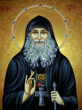 Преподобный Гаврии́л (Ургебадзе) Самтаврийский, архимандрит