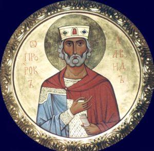 Царь Давид, пророк
