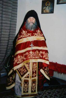 Архимандрит Ефрем (Мораитис) Филофейский и Аризонский