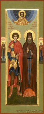 Исповедник Гео́ргий (Лавров), Даниловский, архимандрит