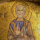 Святой апостол Пётр