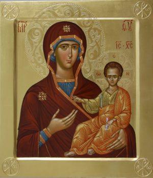 Смоленской иконы Божией Матери, именуемой «Одигитрия» (Путеводительница) (принесена из Царьграда в 1046 г.)